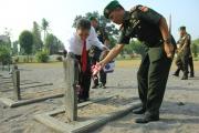 Tabur Bunga TMP Bantul Yogyakarta
