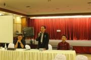 Rapat Pimpinan Muncul Group 2015